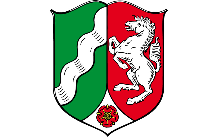 NRW coat of arms